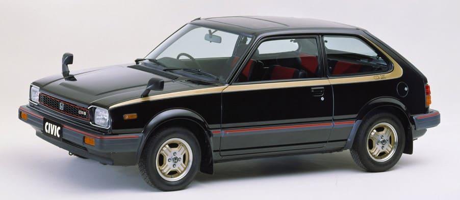 CIVIC II Hatchback (SS, SL)