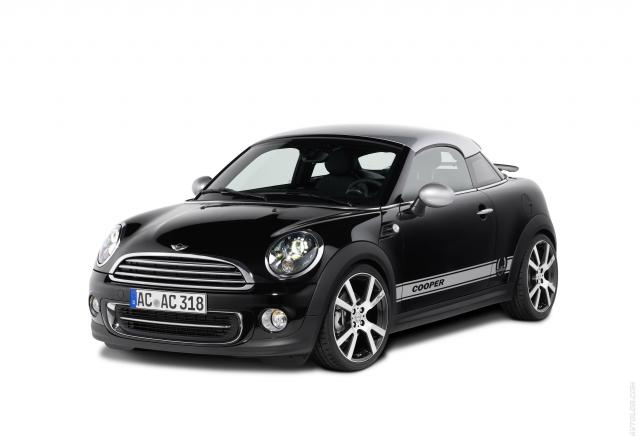 MINI Coupe (R58)